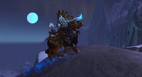 Miggi (@MsMiggi) on her moose
