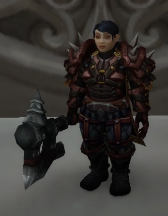 Shoryl's Warrior transmog for