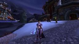 Winter wolf's Survival Hunter transmog for Keristrasza