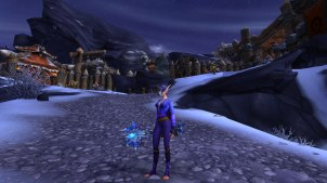 Winterwolf's Frost Mage transmog for Tarecgosa