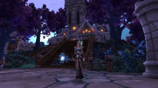 Winterwolf's Shadow Priest transmog for Zuzanna