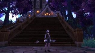 Winterwolf's Outlaw Rogue transmog for Zaram