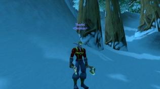Thor's Lumberjack Demon Hunter transmog