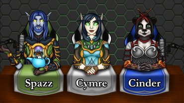 Special guest Cymre joined us on the show to talk about Legion Archaeology in episode 32