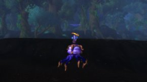 Gildina on her 295th mount, the Fathom Dweller
