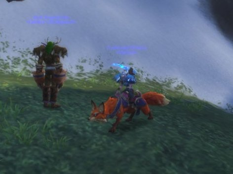 Gildina's 300th mount