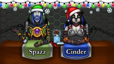 It's Winter Veil!